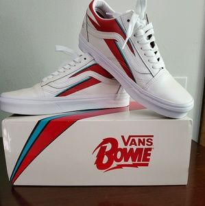 Vans Bowie Limited Edition Old Skool shoes
